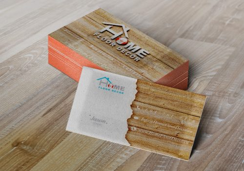 Home-Floor-Business-Cards-